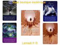 Cartes oracles Guérison - Karine Malenfant