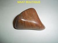 Agate marron