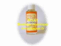Lotion antillaises Clou de girofle
