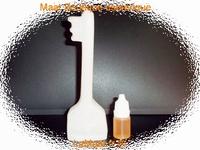 Bougie Clé magique succès blanc avec son huile