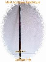 Épée  franc maçonnique