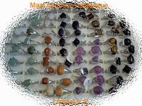 Bague pierre précieuse et semi-précieuse