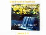 Source intérieure CD
