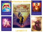 Cartes oracle L'Archange Michael - Doreen Virtue