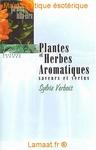 Plantes et herbes aromatique