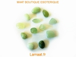 Jade de chine vert
