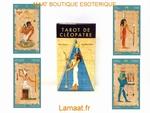 Tarot de cléopatre Etta Stoico