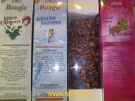 Bougie au Herbes magie, Plantes astrologique