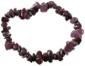 Bracelet Baroque Rubis