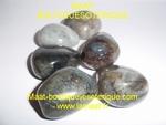 Labradorites pierres roulées