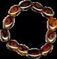 Bracelet Cornaline DZI