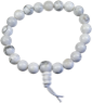 Bracelet  Magnésite mala tibétain