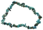Bracelet Baroque naturelle en Turquoise