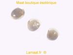 Cristal de roche laiteux