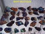 Lapis lazuli pierre polie de 49 à 57gr