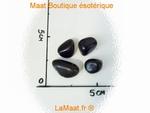 Onyx pierre roulée