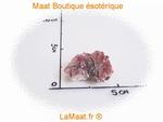 Cobaltocalcite et pyrite cob2