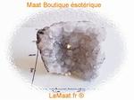 Cristal de roche brute taille moyenne