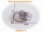 Cristal de roche (quartz)
