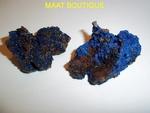 Lapis lazuli pierre polie de 20 à 25gr