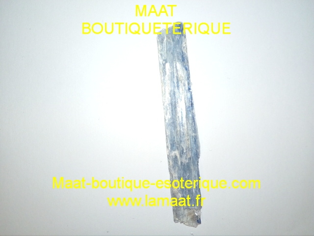 Cyanite bleue