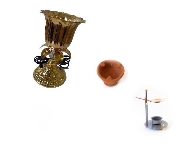 Encensoirs - Brule parfums