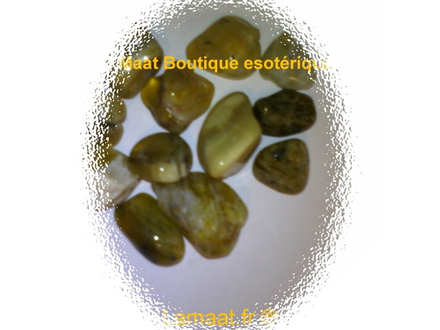 Opales jaunes