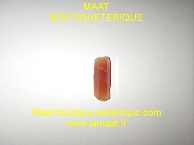 Quartz Hématoïde