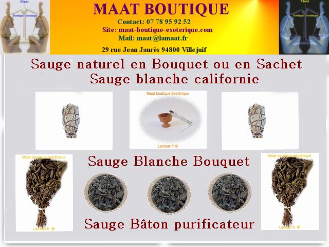 Sauge Bouquet de sauge